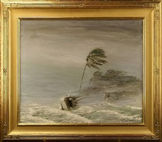 the hurricane [sold] by albert e. backus